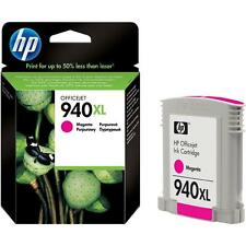 ORIGINAL NEW 2015 DATE HP 940XL C4908AE MAGENTA INK 8000 8500 8500A FAST POSTAGE