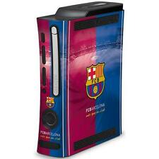 Fc Barcelona Xbox 360 Console Skin Sticker Cover Official