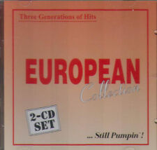 EUROPEAN COLLECTION THREE GENRATION OF HITS STILL PUMPIN 2 CD SET