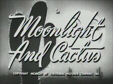 MOONLIGHT AND CACTUS 1944  (DVD)  THE ANDREWS SISTERS, SHEMP HOWARD, ELYSE KNOX