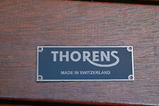 THORENS Badges FOR ANY THORENS TURNTABLE  DIY Nice