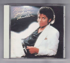 (CD) MICHAEL JACKSON - Thriller / Japan Import / Epic/Sony 32.8P-225 / 1982