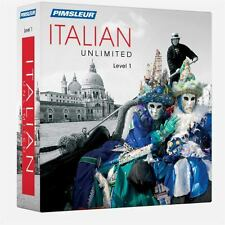 Pimsleur Italian Unlimited 1 : Experience the Method That Changed Language...