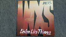 INXS - Listen like thieves 12'' US Vinyl Promo