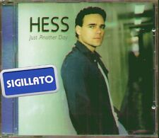 "HESS "" JUST ANOTHER DAY "" CD SIGILLATO FRONTIERS RECORDS ITALY"