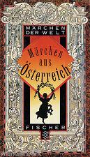 *- Märchen der WELT - MÄRCHEN aus ÖSTERREICH - Leander PETZOLDT tb (1992)