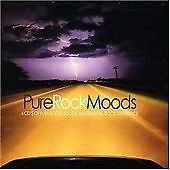 [ji] Various Artists - Pure Rock Moods (2004) 3 x CD - USED, GOOD, FAST POST