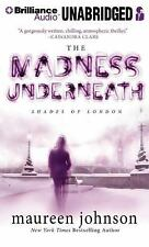 The Shades of London: The Madness Underneath 2 by Maureen Johnson (2013, CD,...