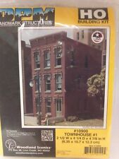 Townhouse #1 DPM Building Kit HO Structure #10900 Model Railroad or Diorama
