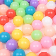 700pcs Quality Baby Kid Pit Toy Swim Fun Colorful Soft Plastic Ocean Balls (BT)