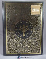 The Legend of Zelda: Breath of the Wild - DELUXE EDITION Official Complete Guide