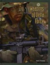WEAPONS OF DELTA FORCE FRED PUSHIES MBI PUBLISHING HISTORY WAR BOOK FREE SHIP
