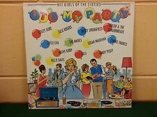 80's vinyl LP Its My Party Female singers compilation VG++ condition FASTPOST !!
