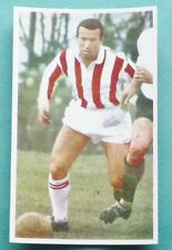 CPA FOOTBALL 1960-1961 HENRI BIANCHERI AS MONACO LOUIS II ROCHER