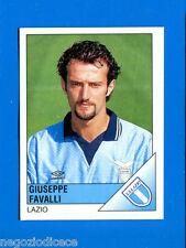 CALCIATORI PANINI 1995-96 Figurina-Sticker n. 141 - FAVALLI - LAZIO -New