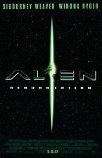 Alien Resurrection movie poster (a) 11 x 17 inches, Alien poster