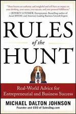 Rules of the Hunt: Real-World Advice for Entrepreneurial and Business -ExLibrary