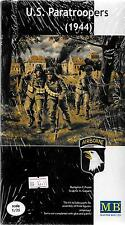 Master Box US Paratroopers 1944 1/35 MB3511 ST