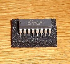 50 x U 2840 B ( = 50 pcs = FM IF Amp and demodulator = shipping free worldwide )
