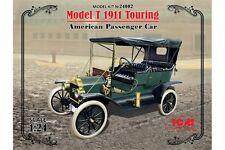 ICM 24002 1/24 Model T 1910 Touring American Passenger Car