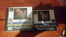 Fade To Black (Sony Playstation 1, PS1) Complete Action Retro