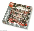 SPRINGBOK PUZZLE~MRS CLAUS'S CUPBOARD~HALLMARK EXCLUSIVE~New 2012~Free Shipping~