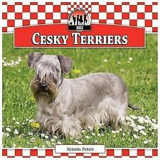 Cesky Terriers (Dogs Set Xi)-ExLibrary
