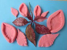 Virginia Creeper Veiner Mould Cake Decorating Sugar Flower Gum Paste Tools