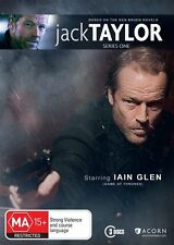 Jack Taylor: Series 1 (The Guards/The Pikemen/The Magdalen Martyrs) DVD NEW