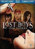 Lost Boys: The Thirst (Blu-ray/DVD, 2010, 2-Disc Set)