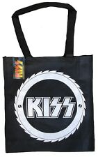 ROCK OFF Official License KISS Live Nation Merchandise Shopping Tasche Eco Bag