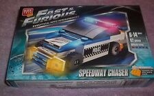 Fast and Furious ~ SPEEDWAY CHASER  (62 Pieces; Official Movie Merchandise NEW
