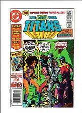 NEW TEEN TITANS #16  [1982 FN+]  1ST APP CAPTAIN CARROT!