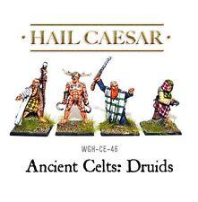 WARLORD GAMES GRANDINE Cesare NUOVO CON SCATOLA CELT Druids (4)