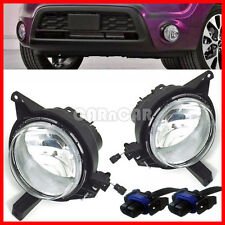OEM GENUINE PART KIA SOUL FOG LAMP FOG LIGHT SET BOTH SIDE WITH JACK 2012-2013
