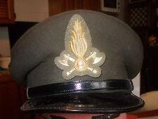 WW2 CAPPELLO POMPIERE VIGILE DEL FUOCO TAGLIA 57 cp20
