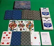 TWIN PACK Vintage 1930s VASS Non Standard ** WHIST KARTE Nr.88 ** PLAYING CARDS