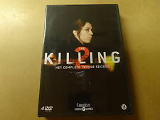 4-DISC DVD BOX LUMIERE / THE KILLING - SEIZOEN 2