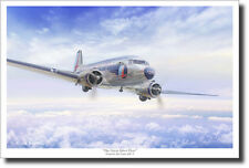 The Great Silver Fleet by Mark Karvon - Douglas DC-3 Eastern Air Lines - Decor