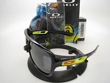 New Oakley Dispatch II Fathom Polished Black w/Black Iridium  OO9150-17