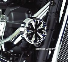 Chrome Horn Cover - Kawasaki Vulcan VN800 VN900 Vantage by Show Chrome  (63-320)
