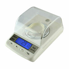 250caratx0.005carat Precision Jewelry Carat Scale w Counting+Calibration Weights