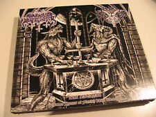 SATANIC WARMASTER ARCHGOAT : Lux Satanae SPLIT 2 CD DIGIPAK + POSTER LIMITED NEW