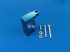 Cosworth billetta ARIA A Iniettore Set Up Staffa di montaggio (ANODIZZATO BLU)