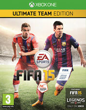 FIFA 15 -- Ultimate Team Edition (Microsoft Xbox One)