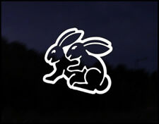 VW Rabbit Humping Golf Mk1 Decal Sticker JDM Vehicle Car Bumper Graphic Funny