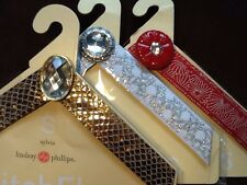 LINDSAY PHILLIPS SWITCHFLOP STRAPS Size Small Lot of 3  for Switch Flops Sandals