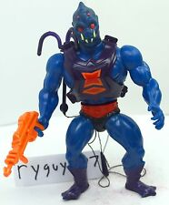 MOTU, Webstor, Masters of the Universe, vintage, complete, figure, 100%, working