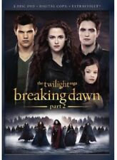Twilight Saga: Breaking Dawn - Part 2 [2 Discs] (2013, DVD NEW)