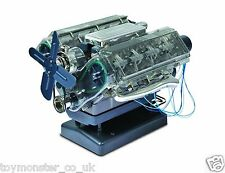 Haynes Build Your Own V8 Model Combustion Engine **Brand New**
